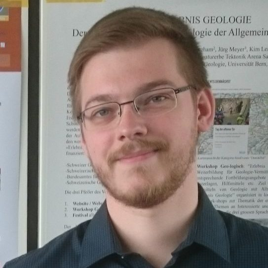 Edouard Grigowski, M.Sc.